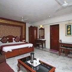 Отель Swagath New Delhi Индия, Нью-Дели - отзывы, цены и фото номеров - забронировать отель Swagath New Delhi онлайн комната для гостей фото 2