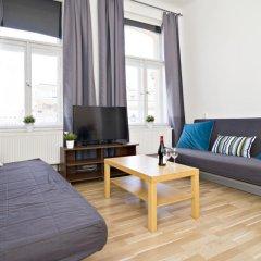 Апартаменты Apartment-hotels Rentego Прага комната для гостей фото 5