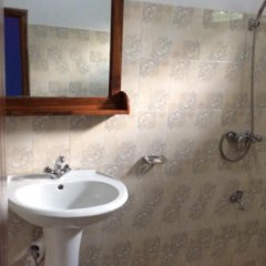 Отель D Sun Shine Bungalow and Restaurant ванная