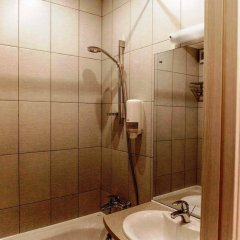 Гарни Отель Сибирия ванная фото 2