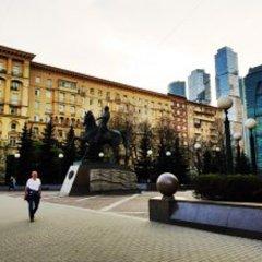 Апартаменты Moscow Good Apartments спортивное сооружение