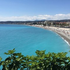 Отель Ashley&Parker - Bleu Azur пляж