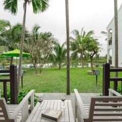 Отель Water Coconut Boutique Villas