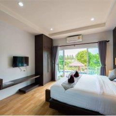 Отель Phutaralanta Resort Ланта комната для гостей