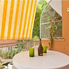 Отель Rental inn Rome Pateras балкон