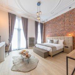 Отель Secret Suites Brussels Royal Бельгия, Брюссель - отзывы, цены и фото номеров - забронировать отель Secret Suites Brussels Royal онлайн комната для гостей фото 2