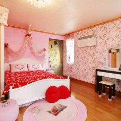 Отель Daegwalnyeong Beauty House Pension Южная Корея, Пхёнчан - отзывы, цены и фото номеров - забронировать отель Daegwalnyeong Beauty House Pension онлайн спа