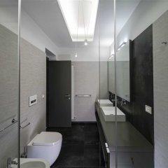Отель Suite Veneto deluxe Италия, Рим - отзывы, цены и фото номеров - забронировать отель Suite Veneto deluxe онлайн ванная