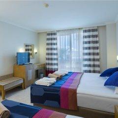 Отель Crystal Boutique Beach +16 Богазкент комната для гостей фото 4