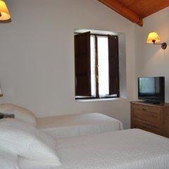 Отель Posada de Suesa сейф в номере