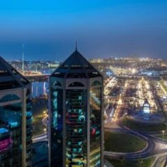 Отель Four Points by Sheraton Sharjah фото 3