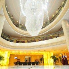 Отель Yulong International Hotel Китай, Сиань - отзывы, цены и фото номеров - забронировать отель Yulong International Hotel онлайн интерьер отеля фото 2