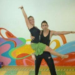 Viajero Cali Hostel & Salsa School фитнесс-зал