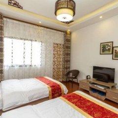 Отель Zhouzhuang Wangjiangting Hostel Китай, Сучжоу - отзывы, цены и фото номеров - забронировать отель Zhouzhuang Wangjiangting Hostel онлайн комната для гостей фото 5