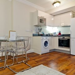 Апартаменты Q Kensington Two Apartments в номере фото 2