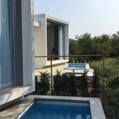 Отель Nomad Паттайя балкон