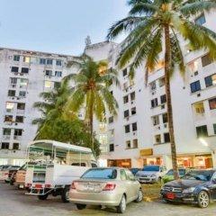 Отель Patong Tower Holiday Rentals парковка