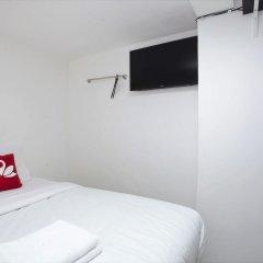 Отель Zen Rooms Basic Pasar Seni Малайзия, Куала-Лумпур - отзывы, цены и фото номеров - забронировать отель Zen Rooms Basic Pasar Seni онлайн комната для гостей фото 2