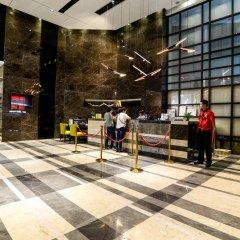Отель Dunhe Apartment Китай, Гуанчжоу - отзывы, цены и фото номеров - забронировать отель Dunhe Apartment онлайн интерьер отеля