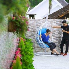 Minh Chien Hotel Далат помещение для мероприятий