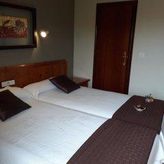 Отель Hostal el Campito сейф в номере