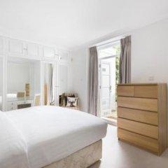 Отель Beaufort Gardens By Onefinestay Лондон комната для гостей фото 4