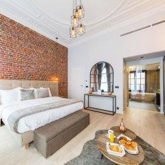 Отель Secret Suites Brussels Royal Бельгия, Брюссель - отзывы, цены и фото номеров - забронировать отель Secret Suites Brussels Royal онлайн комната для гостей фото 4
