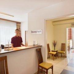 Отель EB Hotel Garni Австрия, Зальцбург - 1 отзыв об отеле, цены и фото номеров - забронировать отель EB Hotel Garni онлайн интерьер отеля