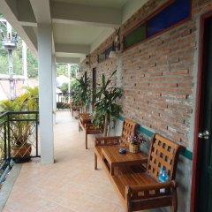 Отель Baan Por Jai Таиланд, Ланта - отзывы, цены и фото номеров - забронировать отель Baan Por Jai онлайн балкон