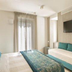 Отель Villa Hermosa Италия, Риччоне - отзывы, цены и фото номеров - забронировать отель Villa Hermosa онлайн комната для гостей фото 2