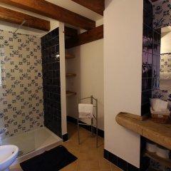 Отель B&B I 4 Sentieri Кастель-Сан-Пьетро-Романо ванная