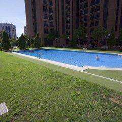 Отель SingularStays Artes Валенсия бассейн