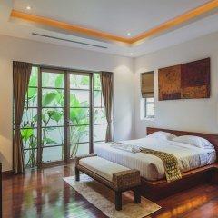 Отель Richmond Villa Bangtao комната для гостей