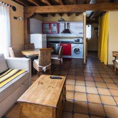 Отель Centro de Turismo Rural La Coruja del Ebro комната для гостей фото 3