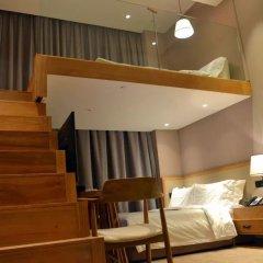 Отель Shenzhen Futian Dynasty Hotel Китай, Шэньчжэнь - отзывы, цены и фото номеров - забронировать отель Shenzhen Futian Dynasty Hotel онлайн комната для гостей