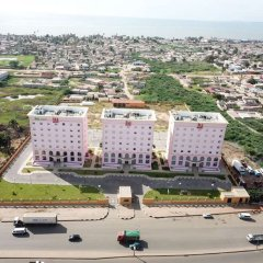iu Hotel Luanda Cacuaco пляж