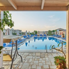 Отель Golden Bay бассейн фото 3
