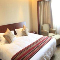 Donghua University Hotel комната для гостей фото 3
