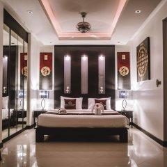 Отель Hollywood Pool Villa Jomtien Pattaya комната для гостей