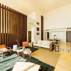 Отель Andaz Mayakoba - a Concept by Hyatt интерьер отеля