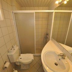Отель The Pink Palace Корфу ванная