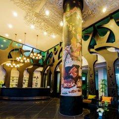 Отель Raha Gold Residence Patong интерьер отеля