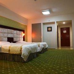 Отель Lian Jie Пекин сейф в номере