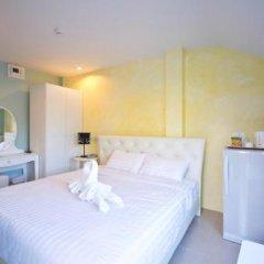 Отель The Click Guesthouse удобства в номере