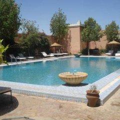 Отель Kasbah Lamrani Марокко, Уарзазат - отзывы, цены и фото номеров - забронировать отель Kasbah Lamrani онлайн бассейн