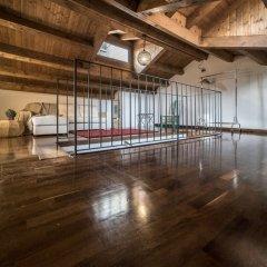 Отель Mansarda Magritte Венеция фитнесс-зал