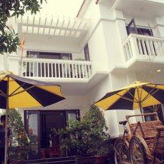 Отель Hoi An Coco Couple Homestay бассейн