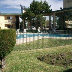 Отель Hometown Inns North Hills США, Лос-Анджелес - отзывы, цены и фото номеров - забронировать отель Hometown Inns North Hills онлайн бассейн
