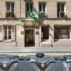 Hotel Du Bresil Париж парковка