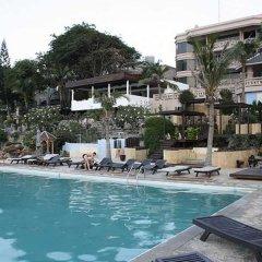 Отель Golden Cliff House Паттайя бассейн фото 2